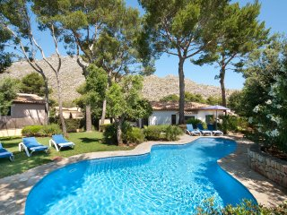 3 bedroom Villa in Cala San Vicente, Balearic Islands, Spain : ref 5574917
