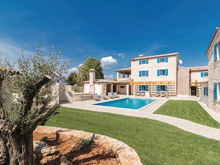 9 bedroom Villa in Bokordići, Istria, Croatia : ref 5574728