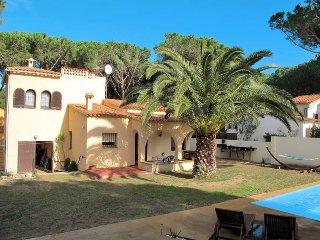 4 bedroom Villa in l'Escala, Catalonia, Spain : ref 5435524
