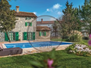 4 bedroom Villa in Divšići, Istria, Croatia : ref 5574780