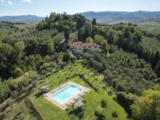 3 bedroom Apartment in Morrona, Tuscany, Italy : ref 5574869