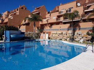 Apartamento con gran terraza cercano a la playa