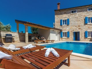 3 bedroom Villa in Peruski, Istria, Croatia : ref 5574724