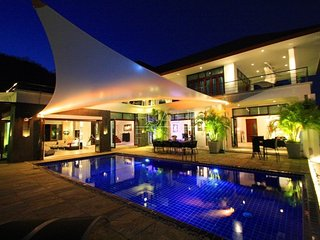 Phu Montra Sea View Mansion in Hua Hin