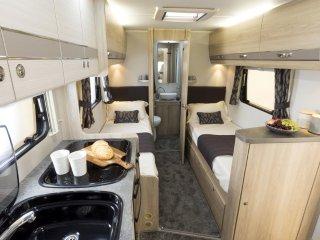 Wallace Caravans Motorhome Hire Scotland
