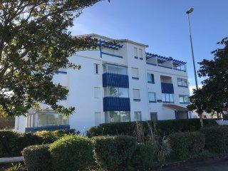 Appartement vue port Capbreton-Hossegor