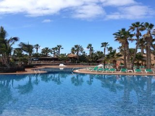Private Apartment Complex Oasis Dunas Corralejo Fuerteventura - wifi - Pool view