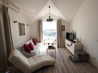 WOW - beautiful apartment with stunning view for perfect holiday in Dubrovnik.