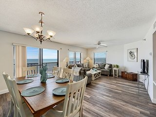Emerald Isle #603 - Beautiful 3 bedroom condo with a beach front balcony!