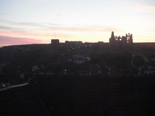 2 Bedroom maisonette with superb iconic views of Whitby town