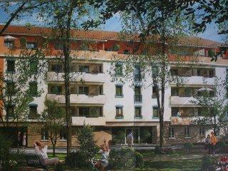 Grand appartement de standing en centre-ville
