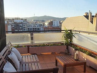Double room. Plaza España. Terrace (Wifi)