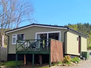 Pine chalets,Pineview with spectactular views near Inverness