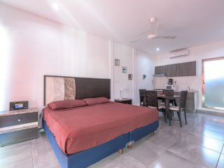 brand new studio in the heart of Playa Del Carmen