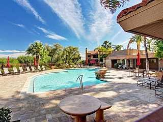 Scottsdale beauty fully furnished Great location  1Bed/1Bed/1Car Garage