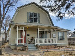 NEW! 4BR Colorado Springs Home-Near Garden of Gods