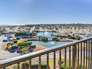 NEW! Oceanview 2BR Condo at Myrtle Beach Resort!