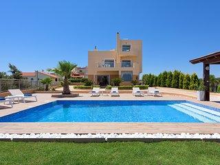 Aegean Blue Villa in Koskinou
