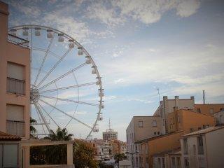 T2 avec terrasse au Cap d'Agde (port)