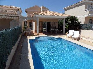 Casa Breda, detached 3 bedroom villa with private pool, WIFI, Airco etc