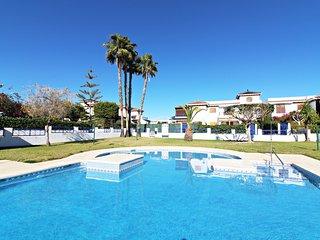 Veramar 2 - A 200m playa, jardín privado y piscina comunitaria