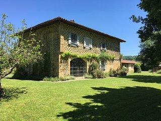 Belle maison a la campagne