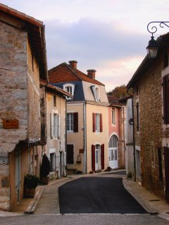 Nanteuil-en-Vallee; one of many picturesque villages within easy reach