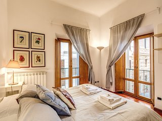 Your 3 Bdr Piazza Navona Apartment AC/WIFI