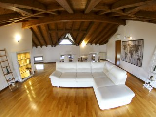 Attic Donizetti Royal Bergamo