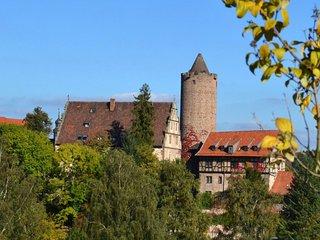 Ferienapartment 'Zur Alten Försterei' im Gräflichen Forstmeisterhaus Hinterburg