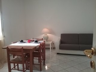 Apartment with one bedroom in Lecce, with WiFi - 10 km from the beach