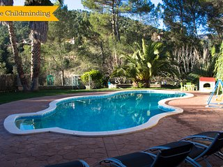 Catalunya Casas: Pleasant family villa in Matadepera, located right outside of B