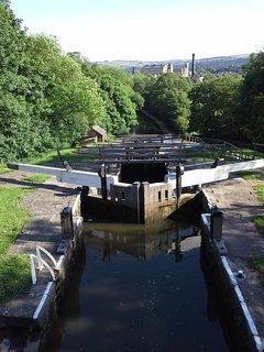 Bingley high rise locks.