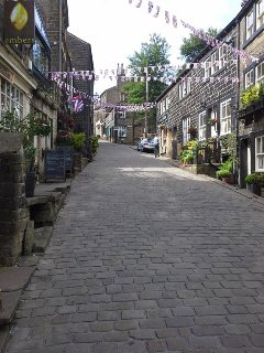 Howarth Main Street...it's like stepping back in time.