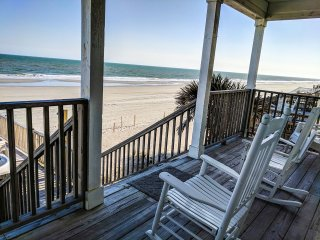 Sweet Sunrise - 6 BR/ 4 BA Oceanfront beach house with private jacuzzi!