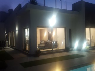 Villa Martin Brand New Delux 4 bedroom Villa With Pool Close to beach and Golf