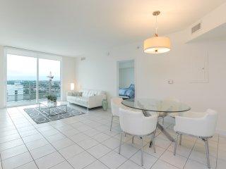 Stunning 2 Bedroom Brickell Apartment