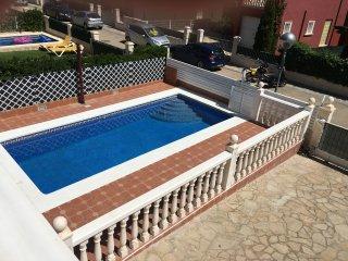 Apartamento chalet con piscina privada