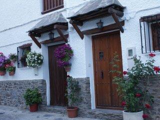 CASA DE LA ERMITA, alojamiento rural en Bubión, la Alpujarra, Granada