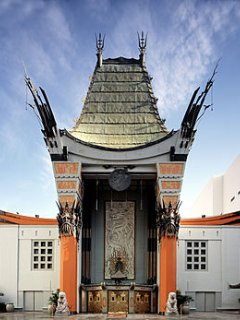 Just minutes away from Grauman's Chinese theatre.
