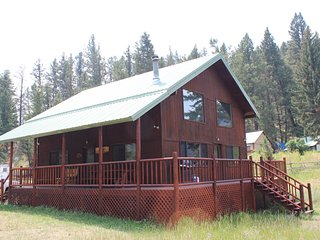 Rock Creek Fly Fishing Cabin