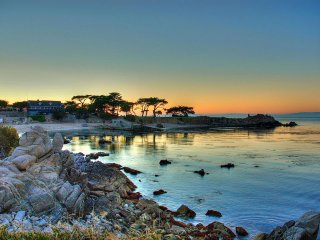 Pebble Beach, Monterey, Carmel & Pacific Grove it's all here, with Ocean Views!