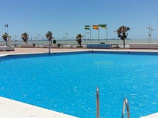 #Excelentes vistas al mar