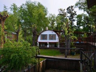 Islas Delta de Tigre, Seccion I, casa dos dormitorios frente al Río Carapachay