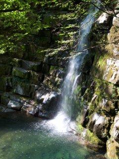 'Pozzo del Catino' sul torrente Randaragna