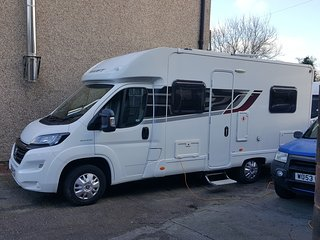 6 and 4 berth motorhome/campervan hire. 5 star company with excellent reviews