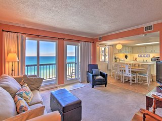 Oceanfront Panama City Beach Condo w/ 2 Balconies!