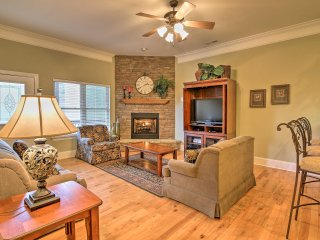 NEW! Prime 4BR Hiawassee Condo w/Lake & Mtn Views!