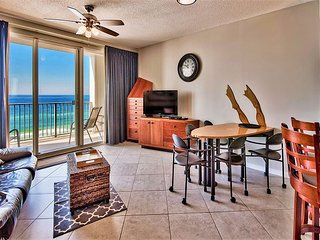 10% OFF NOW-MARCH 30: GULF VIEW Beach Condo * Resort: Pool/Spa + VIP Perks!!!