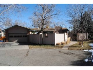 Amazing 2 BR, perfect Boulder location, LIKE HOME!